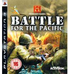 Activision The History Channel Battle for the Pacific (PS3)