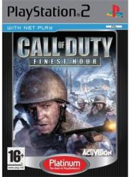 Activision Call of Duty Finest Hour [Platinum] (PS2)