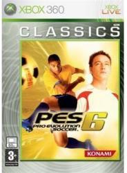 Konami PES 6 Pro Evolution Soccer (Xbox 360)