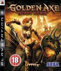 SEGA Golden Axe Beast Rider (PS3)