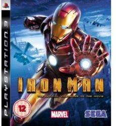 SEGA Iron Man (PS3)