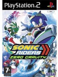 SEGA Sonic Riders 2 Zero Gravity (PS2)