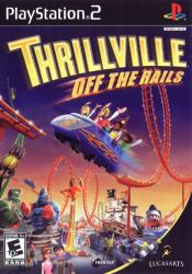 LucasArts Thrillville Off the Rails (PS2)