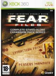 Sierra F.E.A.R. Files (Xbox 360)