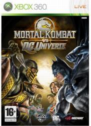 Midway Mortal Kombat vs. DC Universe (Xbox 360)