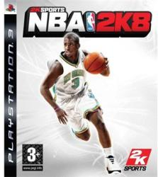 Take-Two Interactive NBA 2K8 (PS3)