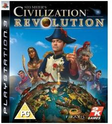 2K Games Sid Meier's Civilization Revolution (PS3)