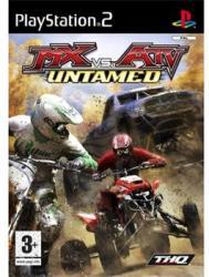 THQ MX vs. ATV Untamed (PS2)