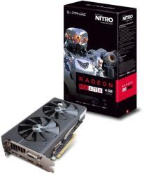 SAPPHIRE Radeon RX 470 NITRO OC 4GB GDDR5 256bit PCIe (11256-10-20G)