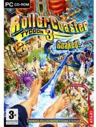 Atari RollerCoaster Tycoon 3 Soaked! (PC)