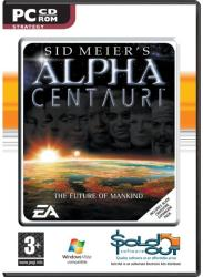 Electronic Arts Sid Meier's Alpha Centauri [Complete] (PC)