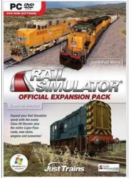 Electronic Arts Rail Simulator Official Expansion Pack (PC)