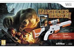 Activision Cabela's Dangerous Hunts 2011 [Top Shot Elite Bundle] (Wii)