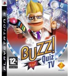 Sony Buzz! Quiz TV (PS3)