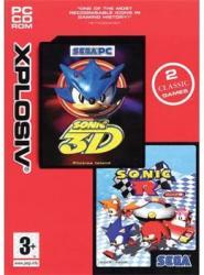 SEGA Sonic 3D + Sonic Racer [Xplosiv] (PC)