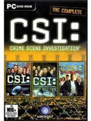 Ubisoft The Complete CSI: Crime Scene Investigation (PC)