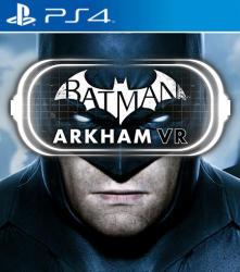 Warner Bros. Interactive Batman Arkham VR (PS4)