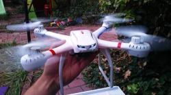 MJX X101 - nagy méretű quadcopter