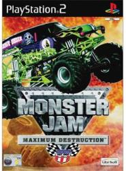 Activision Monster Jam Maximum Destruction (PS2)
