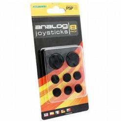 KOMODO Analog Joysticks 8 Pack for Sony PSP KMD-PSP-0233