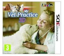 PQube My Vet Practice 3D (3DS)