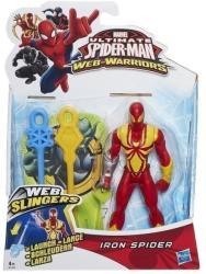 Hasbro Power Webs IRON SPIDER-MAN