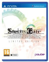PQube Stein's Gate [Limited Edition] (PS Vita)
