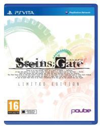 PQube Stein's Gate [Limited Edition] (PS Vita)