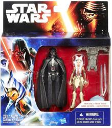 Hasbro Star Wars Lázadók Darth Vader és Ahsoka