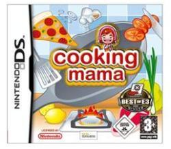Majesco Cooking Mama (Nintendo DS)