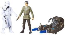 Hasbro Star Wars ébredő Erő Poe Dameron és Snowtrooper