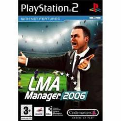 Codemasters LMA Manager 2006 (PS2)