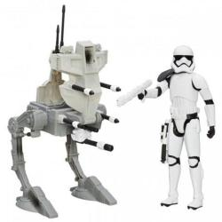 Hasbro Star Wars Episode7 Hero Series Assault Walker