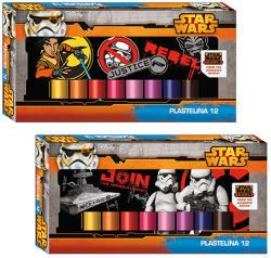 UNIPAP Star Wars Rebels gyurmaszett - 12db