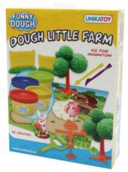 UNIKATOY Funny Dough - Farm gyurmaszett