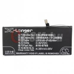 Compatible iPhone LI-Polymer 2915 mAh 616-0765