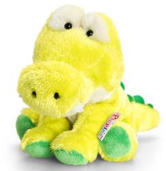 Keel Toys Pippins Krokodil plüss - 14cm