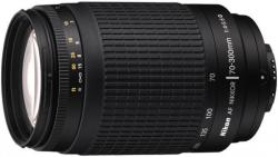Nikon AF 70-300mm f/4-5.6G Zoom (JAA776)
