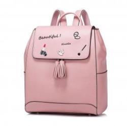NUCELLE Csini rózsaszín hátizsák - Beauty