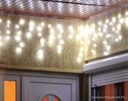 Home Hidegfehér LED-es fényfüggöny 8рrg 400db 20m (KAF 400L 20M)