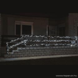 Home Hidegfehér LED-fényfüzér 1000db 70m (KKL 1000/WH)