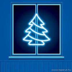 Home Fenyőfa ablakdísz (KID 502/M)
