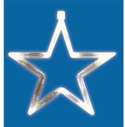 Home LED-es csillag ablakdísz (KID 411)