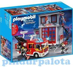 Playmobil Tűzoltó szett (9052)