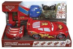 Mattel Verdák 5 az 1-ben Villám McQueen