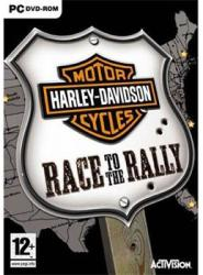 Activision Harley Davidson Race to the Rally (PC)
