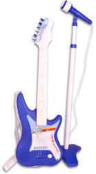 Bontempi Elektromos gitár állványos mikrofonnal