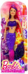 Mattel Barbie - Dreamtopia - Tündérmese sellők - lila sellő (DHM48)