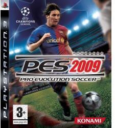 Konami PES 2009 Pro Evolution Soccer (PS3)