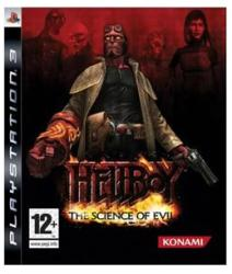 Konami Hellboy The Science of Evil (PS3)